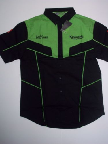 Kawasaki World Superbike Team Paddock Shirt